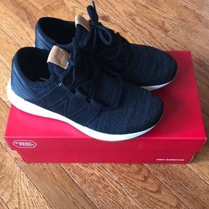 New in box! New Balance black sneakers size 6.5